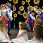 Przedszkole Integracyjne Sióstr Felicjanek w Kaliszu - kujawiak z oberkiem