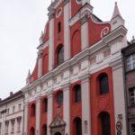 Kościół Ewangelicki od 1797-1945, teraz Kościół Garnizonowy