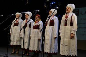 Korzeniewianki śpiewają kolędy