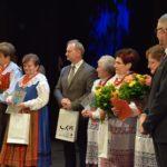 Odznaka honorowa dla Brzezinianek, Zaprośnianek, Bożeny Zadki z Renty i Stanisławy Kowalskiej z Goliny