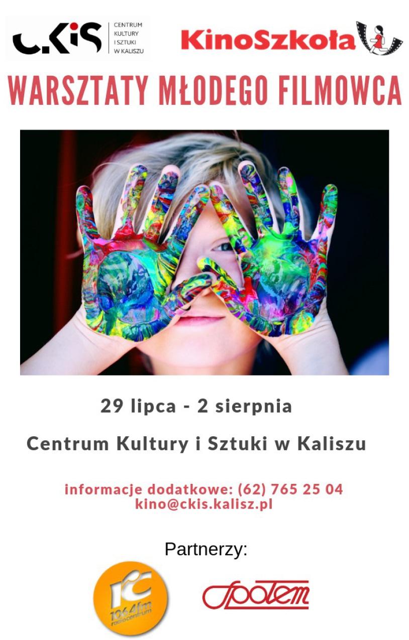 Warsztaty Młodego Filmowca w CKiS @ ul. Łazienna 6