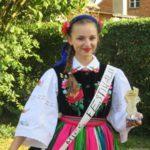 Miss Estrady z Zespołu Krotoszanie