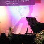 Recital fortepianowy Leonora Armelini (Włochy)