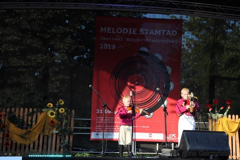 Kapela dziecięca Swojacy z Moszczanki