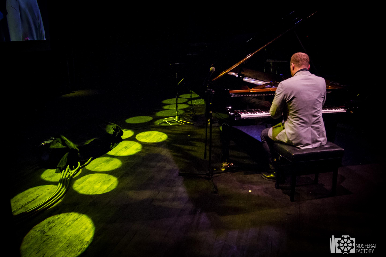 45. Międzynarodowy Festiwal Pianistów Jazzowych 2018– Craig Taborn (USA) – foto Jakub Seydak