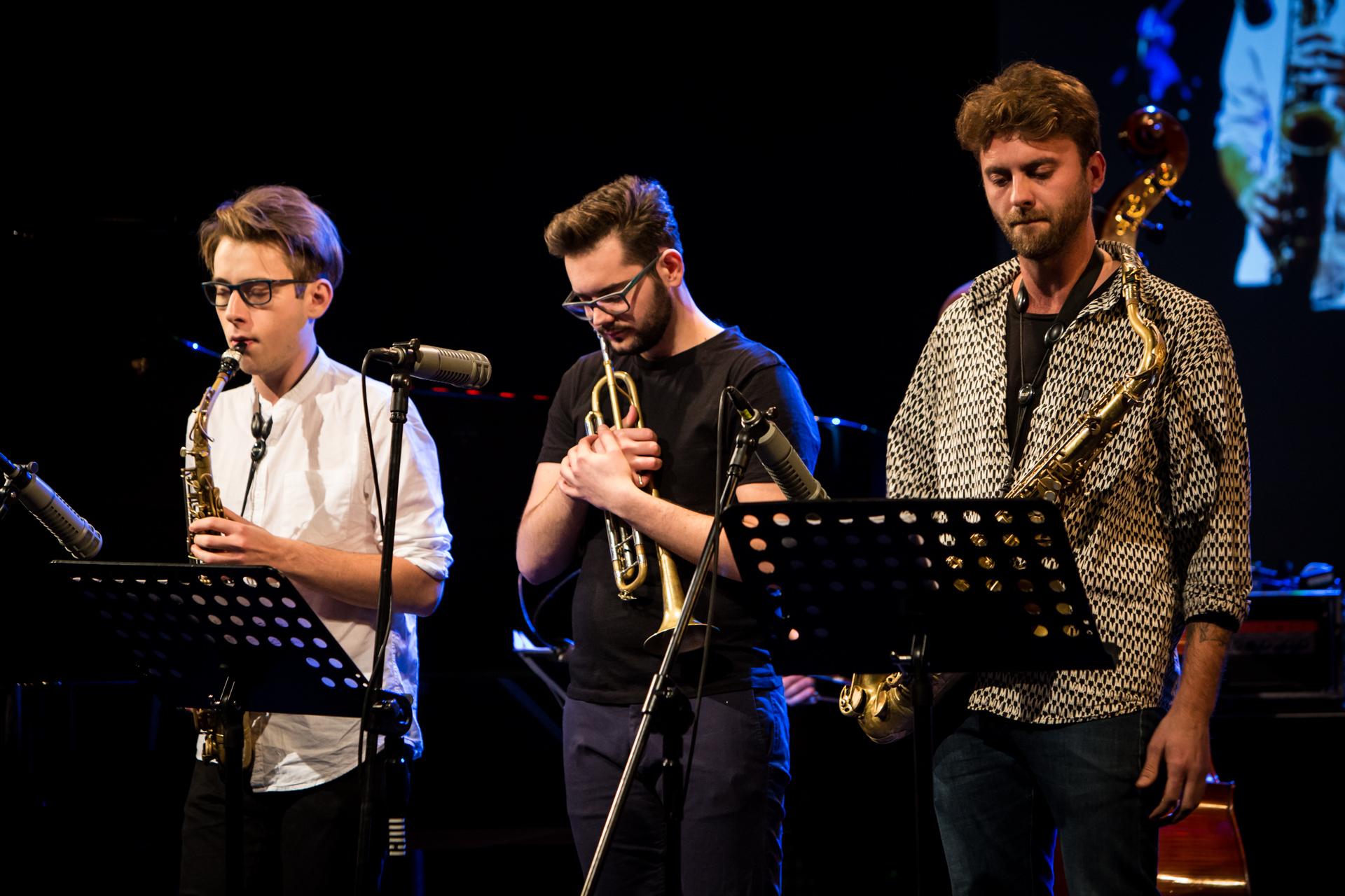 Kuba Więcek, Emil Miszk, Piotr Chęcki, foto Jakub Seydak