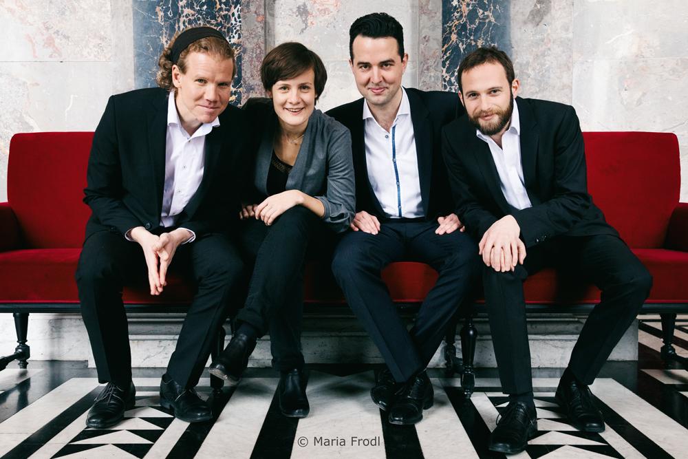 Niko Lepold Quartet, foto Maria Frodl