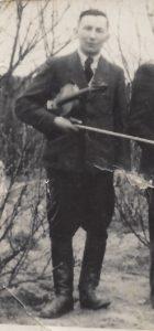 Władysław Nadobny lata 40. XX W.