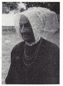 Eleonora Bogaczowa, fot. J. Lisakowski, Pieśni kaliskie, Kalisz 1971, nr 35