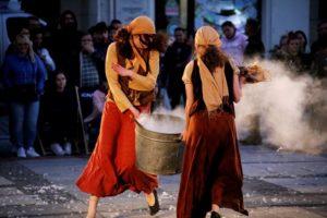 "Teatr Ewolucji Cienia - ""Fin amor"""
