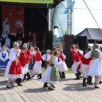 Swojacy gr. dziecięca w zabawach z Wielkopolski Zachodniej