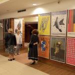 Wystawa plakatów festiwalowych