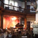 Koncert Kameralny, Karol Marianowski wiolonczelista, Edward Wolanin - pianistav