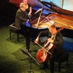 Koncert Kameralny, Karol Marianowski wiolonczelista, Edward Wolanin - pianista