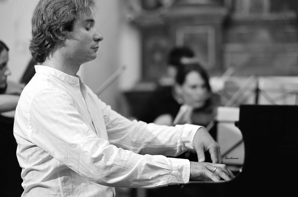 Michał Drewnowski, foto Paolo Ciucci