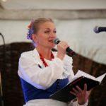 Prowadząca Małgorzata Godorowska